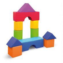 Vaahtopalikat - Rakennussarja, 11 palikkaa