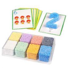 PlayFoam - Muodot & numeroiden oppiminen