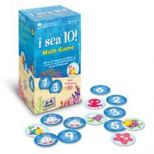 Kalasta 10 - Matematiikkapeli