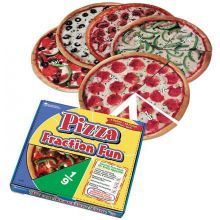 Murtolukupeli - Pizza
