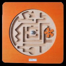 Seinäpaneeli - Labyrintti