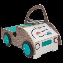 Leikkiauto aktiviteeteillä - Pieni