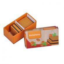 Leikkiruoka - Vohvelikeksit laatikossa, 5 kpl