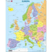 Larsen Palapeli - Euroopan kartta