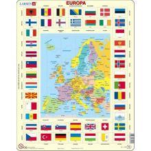 Larsen Palapeli - Euroopan Liput