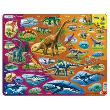 Larsen-palapeli - Dinosaurukset, 85 palaa