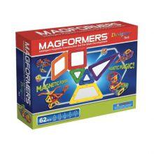 Magformers 62 kpl - Suunnittelusetti