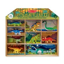 Dinosaurukset laatikossa - 9 kpl