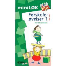mini-LØK - Esiopetuksen harjoitukset 1