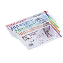 Leikkiraha - suomalaiset setelit