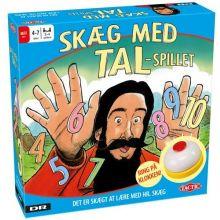 Hr. Skæg - Numeropeli