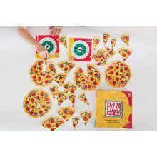 Murtolukupeli - Takeaway-pizza