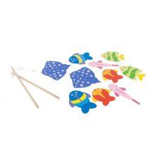 Puutarhapelit - Kalasta kalat