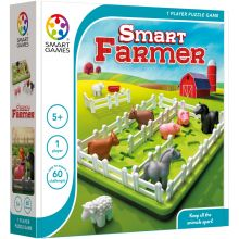 Logiikkapeli - Smart Farmer