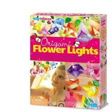 Tee oma valoketjusi, kukat - origami