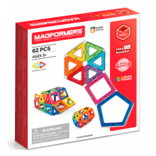 Magformers 62 kpl - Perussetti