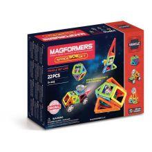 Magformers Avaruusalus, 22 kpl