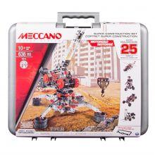 Meccano - Super rakennussarja, 638 osaa
