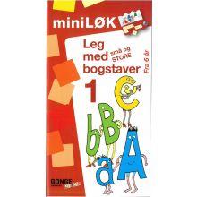 mini-LØK - Leiki pienillä ja isoilla kirjaimilla 1