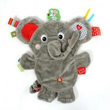 Uniriepu lapuilla – Elefantti