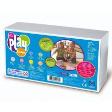 PlayFoam - Paketti instituutioille, 6 väriä