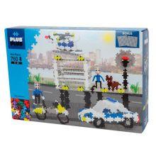 Plus-Plus Basis - Poliisi, 760 kpl sis. alustat