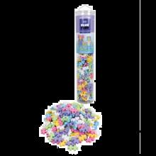 Plus Plus 240 palaa putkessa - Pastelli Mix
