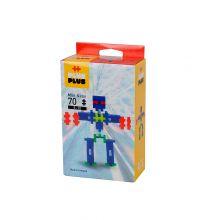 Plus-Plus Neon - Robotti, 70 palaa