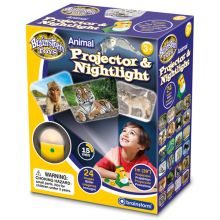 Projektori ja yölamppu - Villit eläimet