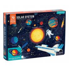 Palapeli, 70 palaa - Aurinkokunta