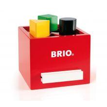 Palikkalaatikko - BRIO klassikko