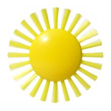 Aistipallo Pluï - Aurinko