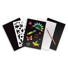 Scratch Art - Raaputuskirja, Sateenkaari