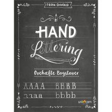 Hand Lettering - Harjoitusvihko kirjaimille