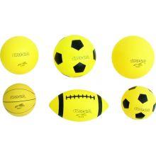 Urheilupallo - todella turvallinen, 6 kpl