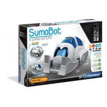SumoBot - Robotti, joka ei koskaan kaadu