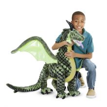 Plyysipehmo - Lohikäärme