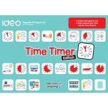 Time Timer - Magneettikuvakkeet, aloituspakkaus