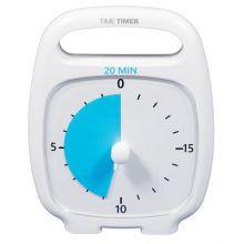 Time Timer PLUS Valkoinen (14x18 cm) - 20 min