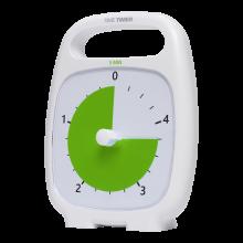 Time Timer PLUS Valkoinen (14x18 cm) - 5 min