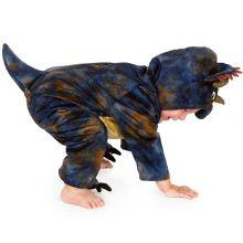 Naamiaisasu - Triceratops-dinosaurus potkupuku