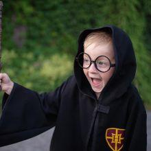 Naamiaisasu - Harry Potter (Koko 5–6-vuotiaille)