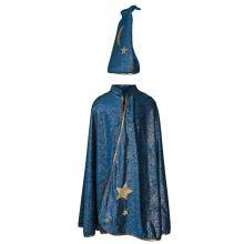 Naamiaisasu - Tähtikuvioinen viitta ja hattu