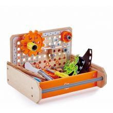 Pieni Keksijä - Työkalulaatikko kokeilla