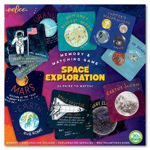Muistipeli - Tutkimusmatkalla avaruudessa