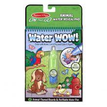 Water Wow, Maalaa vedellä - Eläimet