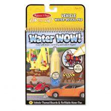 Water Wow, Maalaa vedellä - Kulkuvälineet