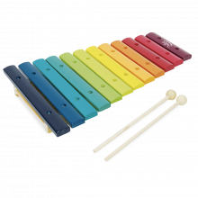 Puinen ksylofoni - Suuri