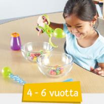 Lelut 4–6-vuotiaille