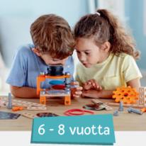 Lelut 6–8-vuotiaille